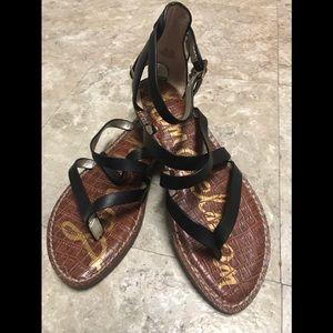 NWT Sam Edelman gladiator sandals